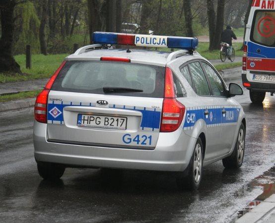 Policja Łomża: Za szybko jechał przez Miastkowo – stracił prawo jazdy