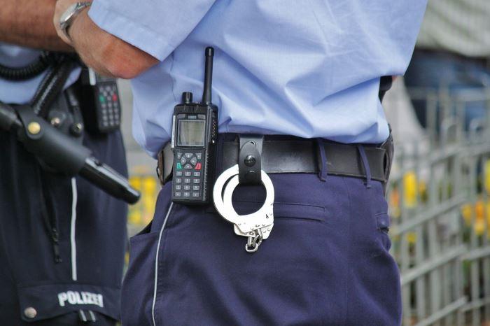 Policja Łomża: DZIELNICOWA ZATRZYMAŁA POSZUKIWANEGO